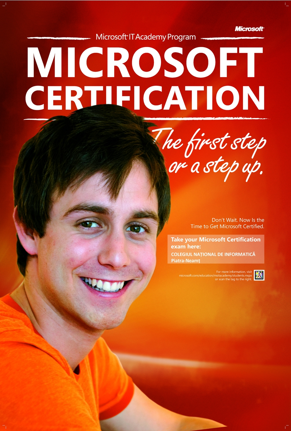 MSITA_Cert_Poster_RED